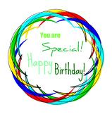Happy Birthday 3 Clip art