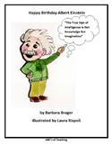 Happy Birthday Albert Einstein