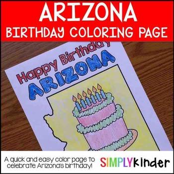 Happy Birthday Arizona