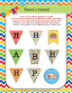 Happy Birthday Banner- Mix & Match