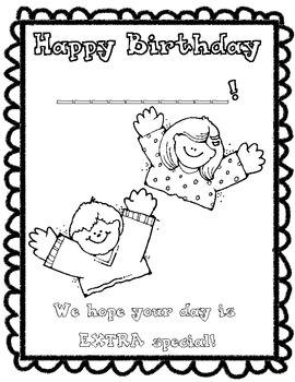 Happy Birthday Book!