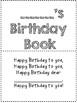 Happy Birthday Book & More