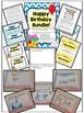 Happy Birthday Bundle - Complete Editable Kit for Celebrating Student Birthdays!