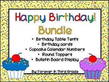 Free Birthday Set