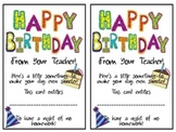 Happy Birthday Bundle Pack