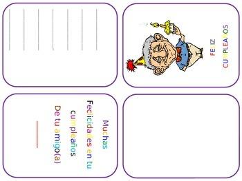 Happy Birthday Cards. Power Point Presentation.