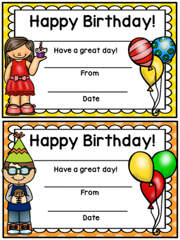 graphic about Printable Birthday Certificates identified as Satisfied Birthday Certification- Polka Dot Topic