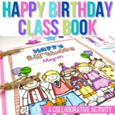 Happy Birthday Class Book | The Ultimate Student Birthday Card | Back to School