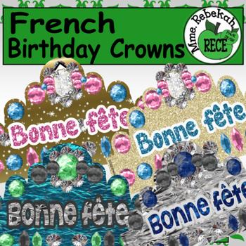 Happy Birthday Crowns