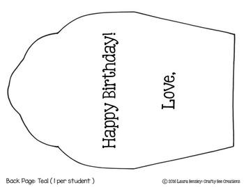 Happy Birthday Card Craft