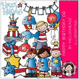 Happy Birthday Doc clip art - by Melonheadz