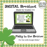 Digital Breakout Escape Room (Google Slides) - St. Patrick
