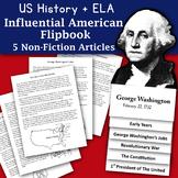 Happy Birthday George Washington Informational Text and Gr