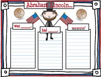 Happy Birthday George and Abe!!! Mini Unit