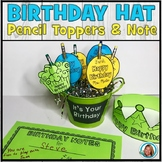 Happy Birthday Dr. Seuss Hat Printable by Teacher's Brain