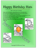 Happy Birthday Hats