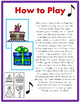 Happy Birthday JUST MOVE! (A Get Up and Move Around the Classroom Game)