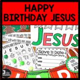 Happy Birthday Jesus {Party Pack}