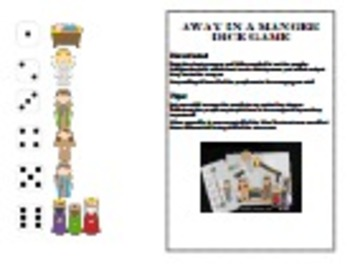 Happy Birthday Jesus Themed Learning Pack