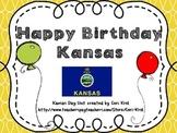 Happy Birthday Kansas! A Kansas Day Celebration