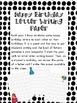 Happy Birthday Letter Writing Paper FREEBIE