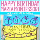 Happy Birthday Maria Montessori!