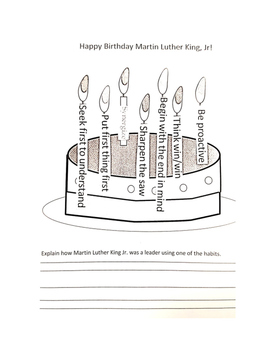 Happy Birthday Martin Luther King, Jr.