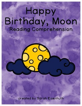 Happy Birthday, Moon Reading Comprehension