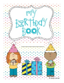 Happy Birthday Pack ~Help your students celebrate their special day!~