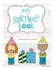 Happy Birthday Pack ~Help your students celebrate their sp