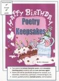 Happy Birthday Poetry Keepsakes