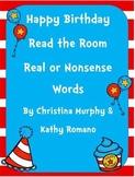 Happy Birthday Read the Room