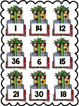 Happy Birthday Roll and Cover for Multiplication Center Activity
