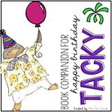 Happy Birthday Tacky Book Companion
