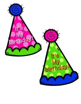 Happy Birthday Tags (Boy/Girl)