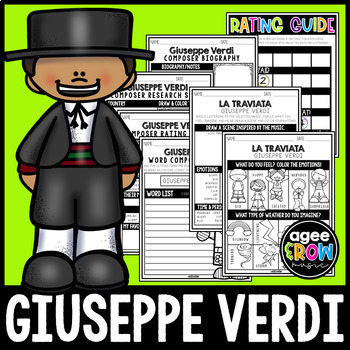 Verdi, Classical Composer, October, Autumn, Handwriting, Music, Opera, Italy