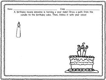 Happy Birthday Vocal Explorations