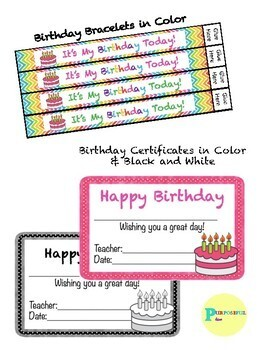 Happy Birthday, Moving Away, and You Are Special Cards