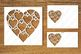 Hearts SVG files for Silhouette Cameo and Cricut