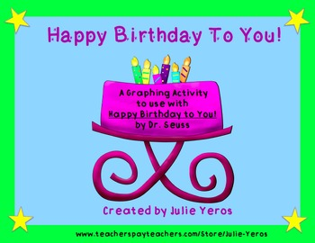 Happy Birthday to You! - A Graphing Activity