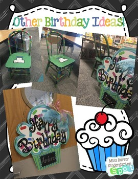 Happy Birthday to You! Celebrating Classroom Birthdays