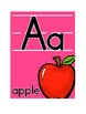 Happy & Bright Alphabet Picture Posters