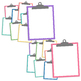 Happy Brights Clipboards Clipart