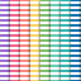 Happy Brights Stripes Paper Pack