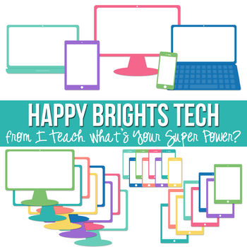 Happy Brights Tech Set