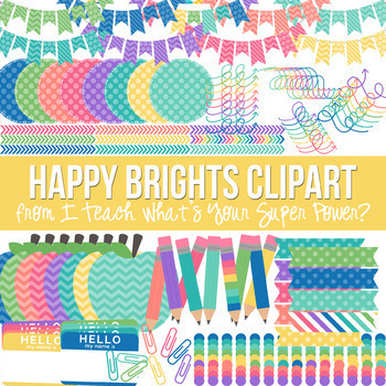 Happy Brights Ultimate Bundle Set