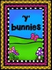 Happy Bunnies: Long E : ie & y Sort and Activities