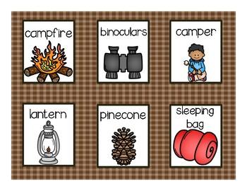 Happy Camper: A Camping Unit