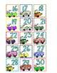 Happy Camper Calendar Numbers