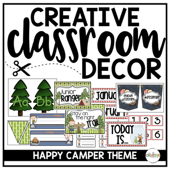 Camping Theme Pack